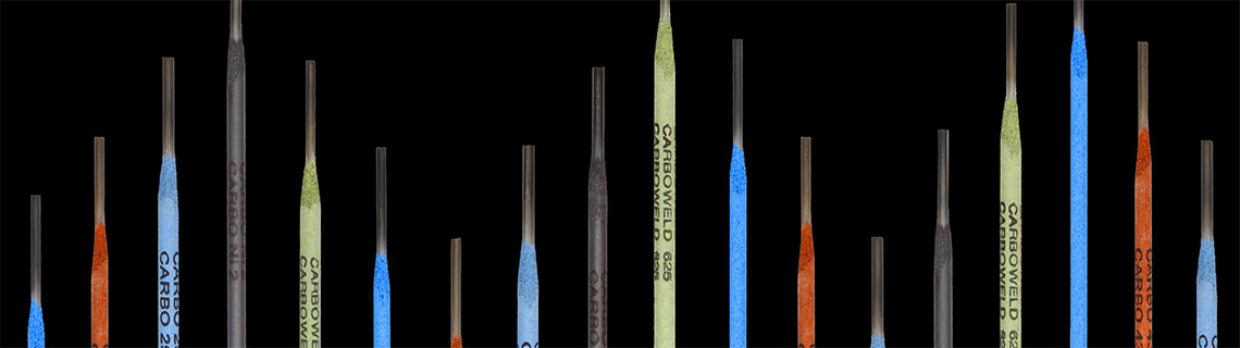 CARBOWELD Welding electrodes